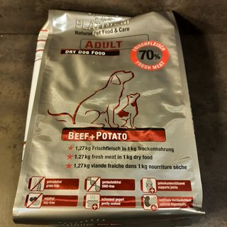 Platinum Adult Beef+Potato 5kg