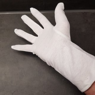 1 Paar Handschuhe Cotton Star LONG