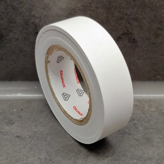 Cellpack Isolierband 10m/15mm weiss
