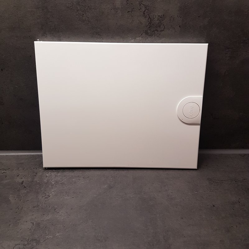 t re f r hager kleinverteiler volta 1 reihig aufputz 8 70. Black Bedroom Furniture Sets. Home Design Ideas