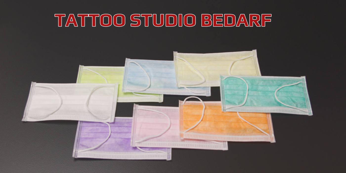 Tattoo Studio Bedarf